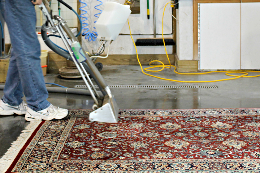 Rug Cleaning in Parkland, Florida